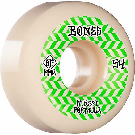 Skate kolečka BONES STF Patterns V5 54mm, 99a