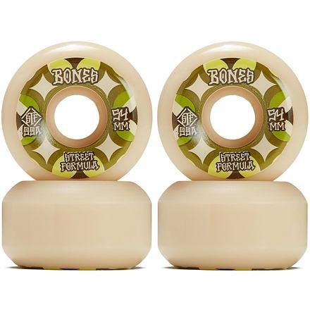 Skate kolečka BONES STF Retros V5 54mm