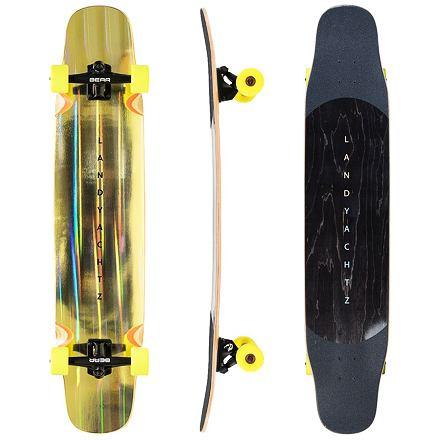 Longboard komplet LANDYACHTZ Stratus Gold 40 Tony Danza
