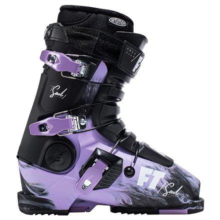 Dámské lyžáky FULL TILT Soul Sister 18/19 violet Velikost lyžáků: 265
