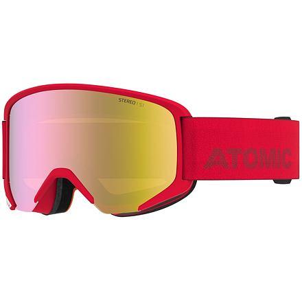 Lyžařské brýle ATOMIC Savor Stereo red
