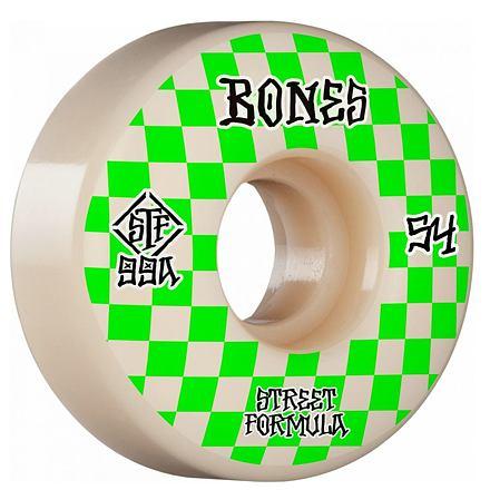 Skate kolečka BONES STF Patterns V3 54mm