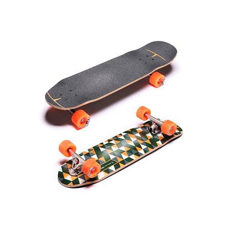 Longboard komplet Loaded Kut-thaka Carve