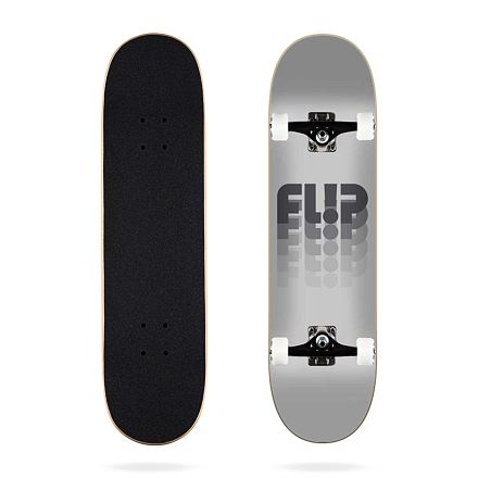 Skateboard FLIP Odyssey Changed Grey 8.25