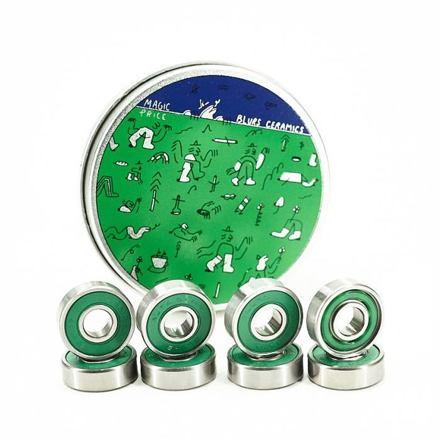 Keramická ložiska BLURS Ceramics, set 8ks