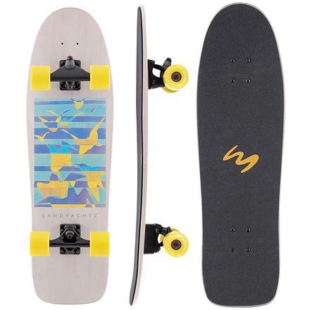 "Surfskate LANDYACHTZ Surf Life Birds 31.6"""