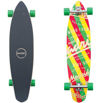 MADRID Dude 38 Based longboard komplet