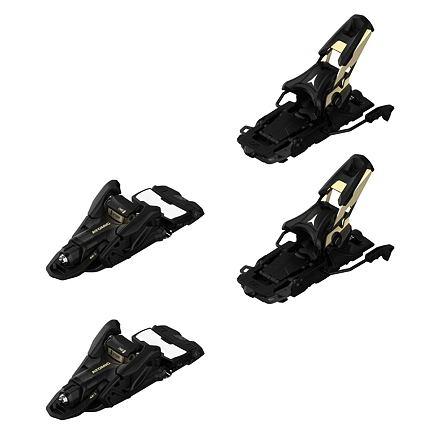 Stoupací vázání ATOMIC Shift MNC 13 Black/Gold Šířka brzdiček: 120mm