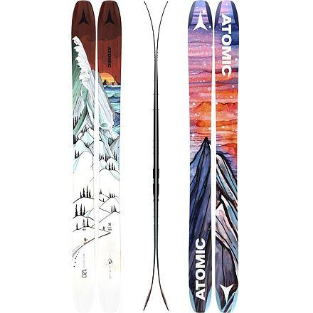 Freeride lyže ATOMIC Bent Chetler 120 20/21 Délka lyží (v cm): 192