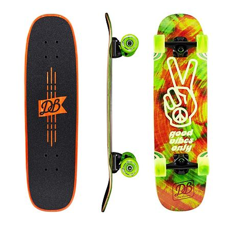 Cruiser komplet DB LONGBOARDS Mini Good Vibes