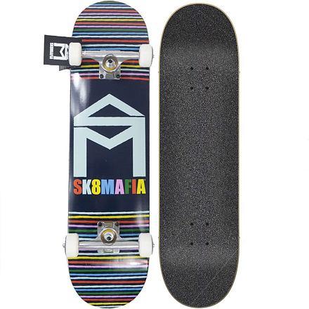 Skateboard komplet SK8MAFIA House Logo Yarn 8.0