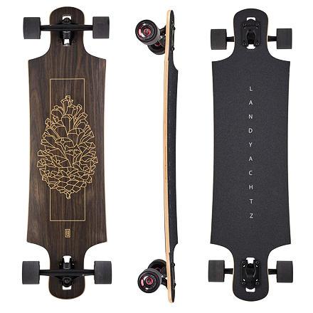 Longboard komplet LANDYACHTZ Drop Hammer Walnut, 36,5INCH/93CM
