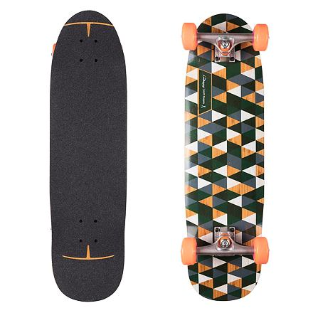 Longboard komplet Loaded Kut-thaka Street Shredder