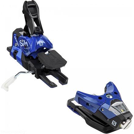 Vázání Salomon STH2 16 WTR blue/black Šířka brzdiček: 130mm