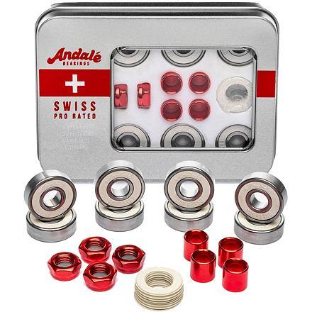 Skate ložiska ANDALE Swiss Tin Box