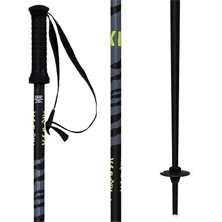Freeski hůlky ARMADA Triad 18/19 black Délka hůlek: 125cm