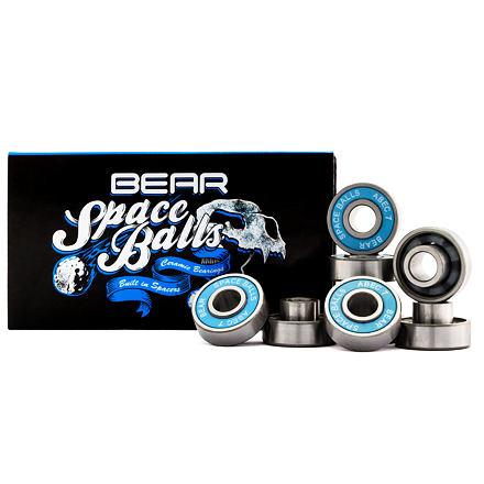 Ložiska BEAR Spaceballs Ceramic, set 8ks
