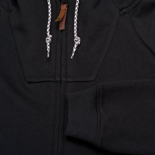 Mikina PLANKS Sister-Hood Half Zip black 19/20