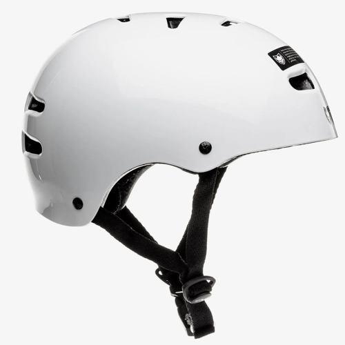Skate / longboard helma TSG skate bmx injected white