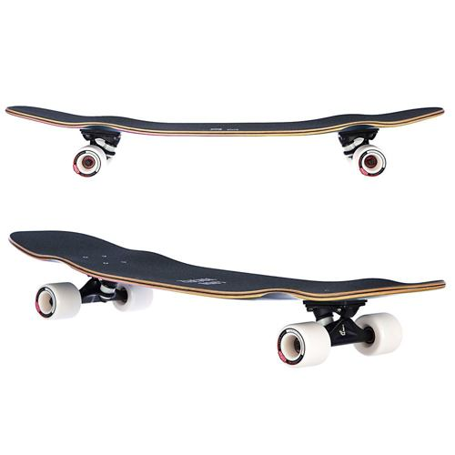 Longboard LANDYACHTZ Rally Cat Metal 34,5