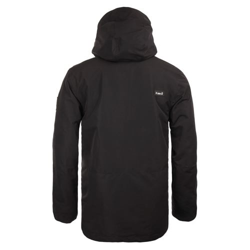 Bunda PLANKS Feel Good Insulated Jacket black 19/20