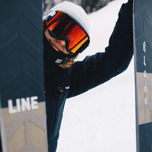 Lyže LINE Blade