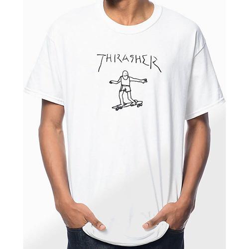 triko thrasher gonz white