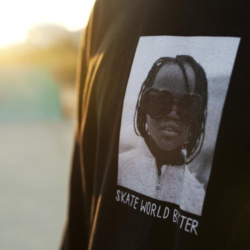 skate world better manina tričko