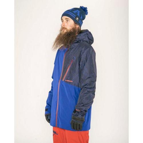 Goretexová bunda do každého počasí Armada Chapter GTX modrá