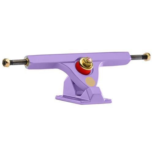 Longboard trucky CALIBER II 184mm 50° Satin Lavender