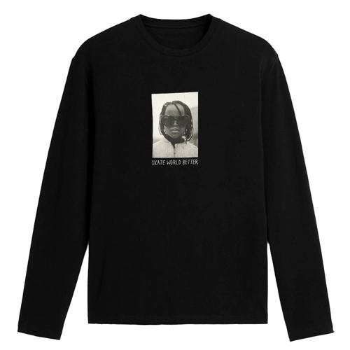 SWB Tričko Manina černé