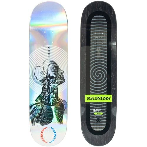 Skate deska MADNESS Clay Inside Out Impact Light 8.25 holographic