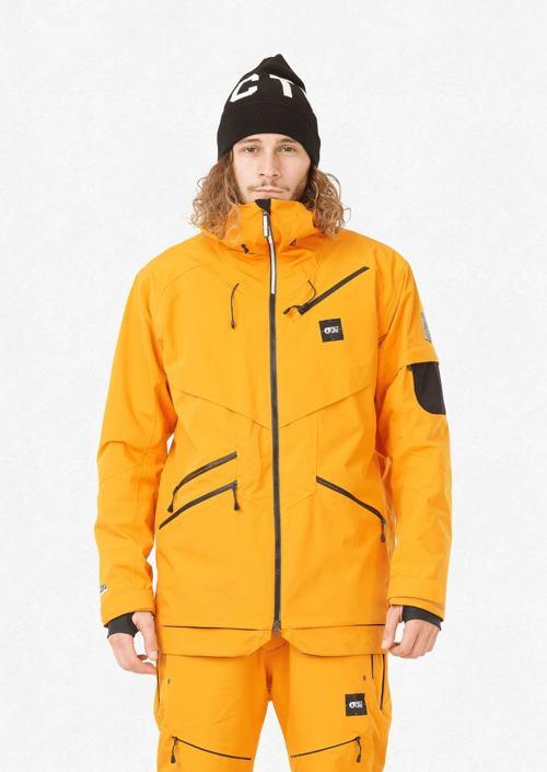 zimní bunda PICTURE Zephir 20/20 gold