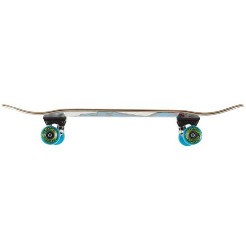 Skate cruiser SANTA CRUZ Screaming Hand fiol 31.7