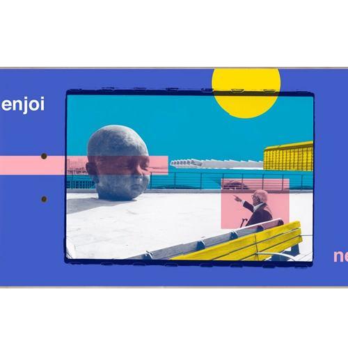 Skateboard deska ENJOI Judkins Skart R7 8.0